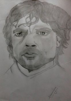 Tyrion Lannister by ShwetaS94
