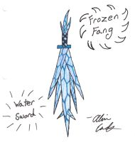 Frozen Fang by baby-wicca89