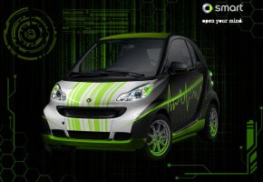 Smart Car: The Pulse by magiicat