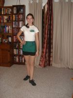 Sookie Stackhouse Costume - 2 by GamblersChoice