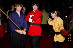 Ranma 1/2 Megacon 2012 by MachoDLS