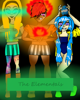 The Elemetals cover by Song-Shine