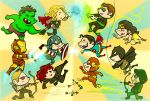 Marvel's Avengers .VS. DC's Justice League by tarunbanned