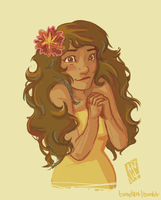 Moana by annogueras