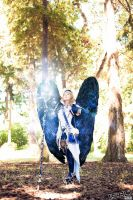 Aion - Basking in Light by elliria
