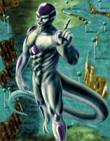 Frieza by Steelbred