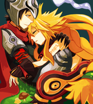 The Witch and the Hundred Knight by zArisu
