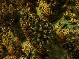 Mandelbulb Zoom by Gibson125