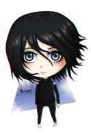 Chibi Brian Molko by Outside-Observer