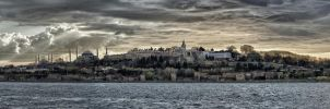 Mystic Istanbul Panaromic by TanBekdemir