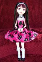 Custom Monster High Anime Lolita Inspired Lala 5 by AdeCiroDesigns