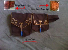 Link's Item Pouches by Linksliltri4ce