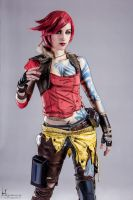 Lilith - Borderlands 2 by Hidrico
