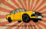 Toyota KE70 - Finished by pete7868