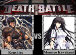 Death Battle Request #23 by rumper1
