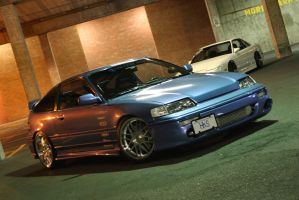 boosted crx by junkix