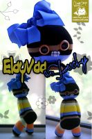 Elayvaa the Good Manners Slouchy by cleody