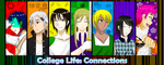 College Life: Connections - Heroes by wr0