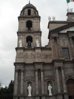 The Cathedral of Toluca 2. by Felzm