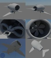 Air Turbine Clay WIP by SHaDoW-WHiSPERER