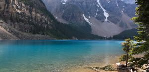 Moraine Lake by nalhcal
