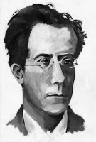 Gustav Mahler by ColonelLiamRoss