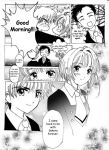 CCS Doujinshi:First Kiss Page2 by barbypornea