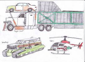 Twisted Metal concepts 7 by Demonizer68