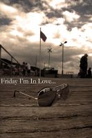 Friday I'm In Love by KahlaDelahay