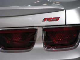 2009 Camaro RS - tail light by Qphacs