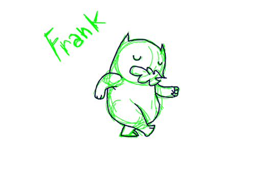 Frank, the little devil preview by Henryke-s