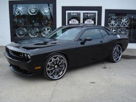 Dodge Challenger SRT-8 3 by Hella-Sick