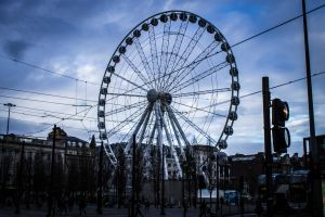 Manchester Wheel #2 by ncaph
