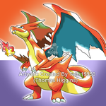 006 - Classic Mega Charizard by Tails19950