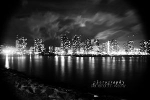 A Night in Honolulu by CMWVisualArts