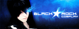 Black Rock Cosplay May '14 FB Cover by biancabellalove