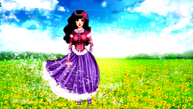 Spring time beauty by naomi35295