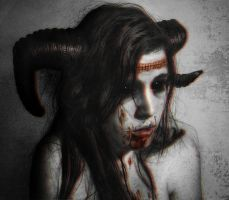 Demon Labotomy by Bea-Sniper