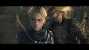 Resident Evil  5 by WolfShadow14081990