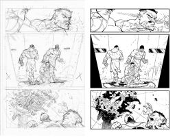 Invincible 55 page 10 by RyanOttley