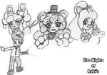 Five Nights at Rubi's 1 by Ecchi-Lion