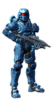 My Spartan in Halo 4 by MrTrekkie204