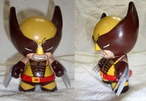 Classic Wolverine by n3gative-0