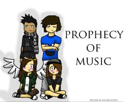 Prophecy of Music by Aekamii