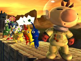 Olimar's New Pikmin by SuperSmashBrosGuy