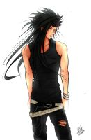 .: Zack Fair :. by chinensisXIII