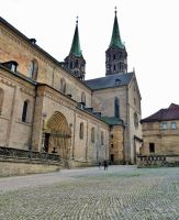 Bamberg Cathedral 5 by cactusmumkate