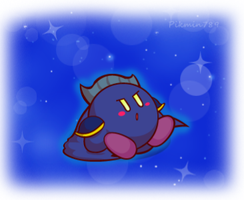 Meta-Knight's Dream by pikmin789
