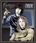 Captain Dave and Mr. Rog by Araen