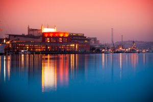 The Gothenburg Opera House by coffe5